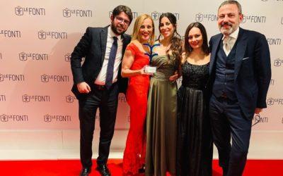 Premiazione Le Fonti Awards 2019